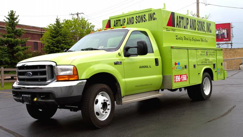 Artlip truck #6